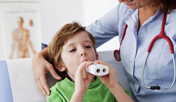 Диагностика астмы у ребенка