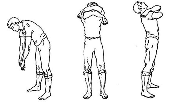 Упражнение «Большой маятник»