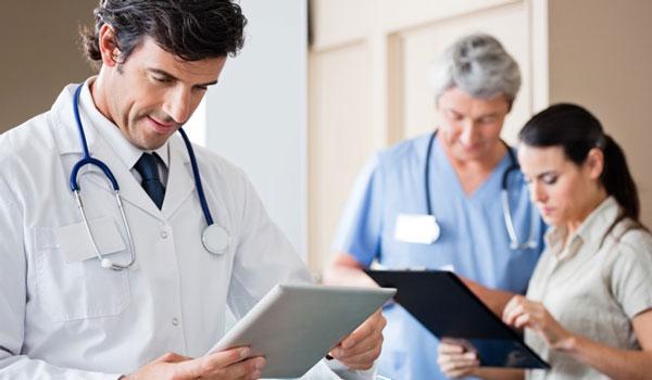Обсуждение диагнозов докторами
