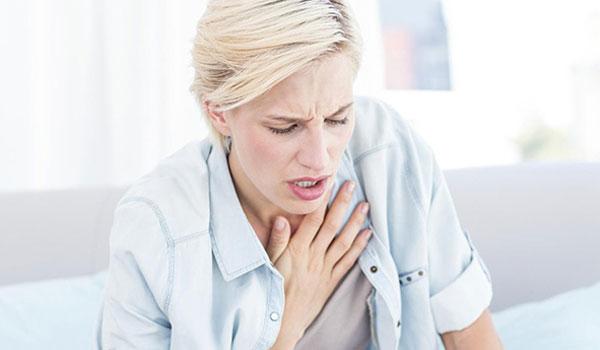 Как снять одышку при бронхиальной астме