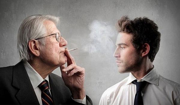 Пассивный курильщик