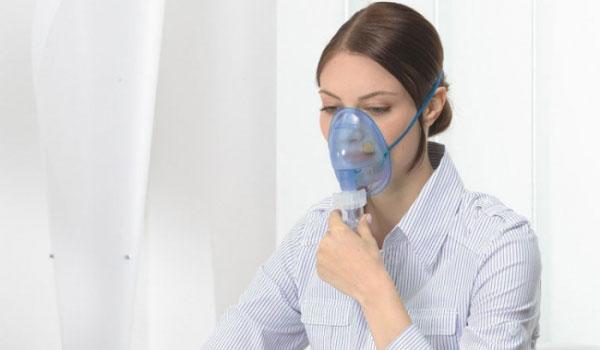 Применение ингаляций при астме