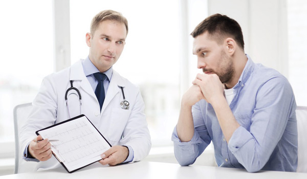 Назначение лечения доктором