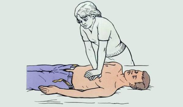 Первая помощь во время сердечной астмы
