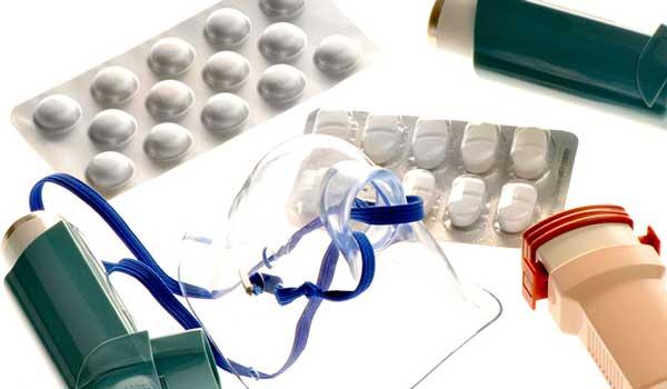 Противоастматические препараты