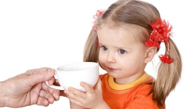Питьевой режим при кашле