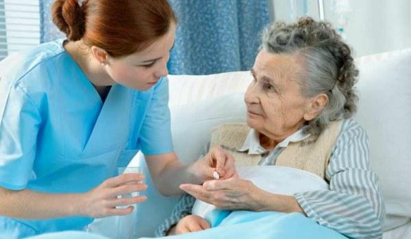 Независимые действия медсестры хронического бронхита