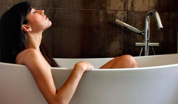 Принятие ванной