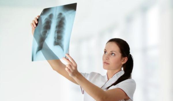 Бронхит на рентгеновском снимке: как распознать болезнь