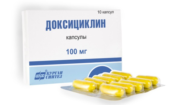 Доксициклин при бронхите