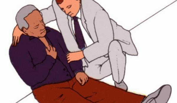 Особенности доврачебной и врачебной помощи при приступе сердечной астмы