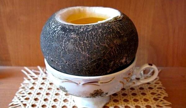 Эффективное лекарство при бронхите: редька с медом