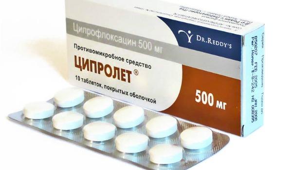 Азитромицин или ципролет что лучше