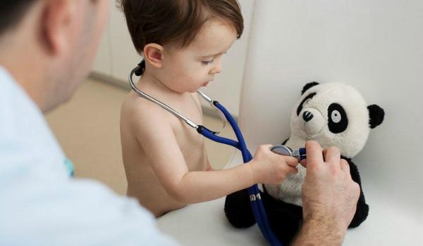 Особенности пневмонии у детей 3-х летнего возраста