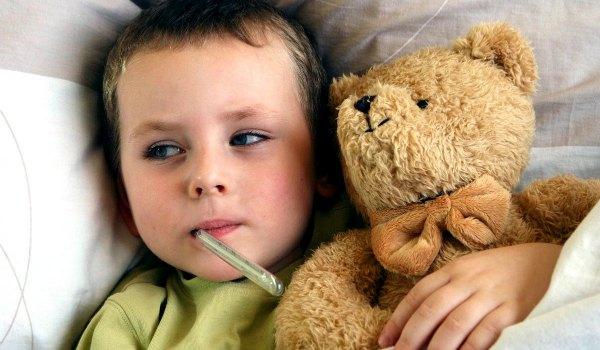 Особенности прикорневой формы воспаления легких у детей