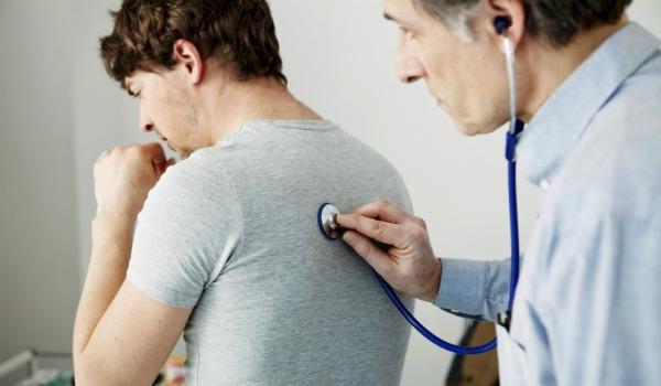 Особенности течения сегментарной пневмонии и лечебная тактика