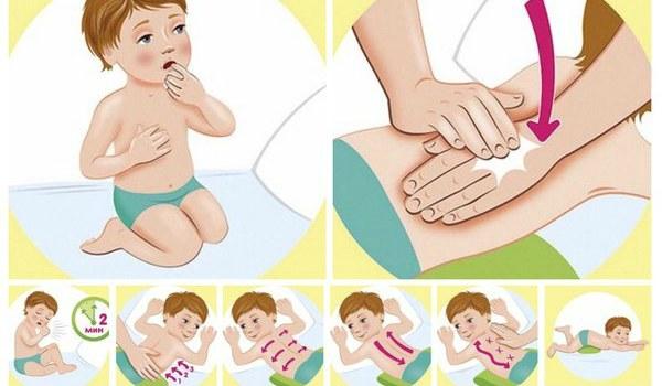 Какие эффективные виды массажа для детей при пневмонии?