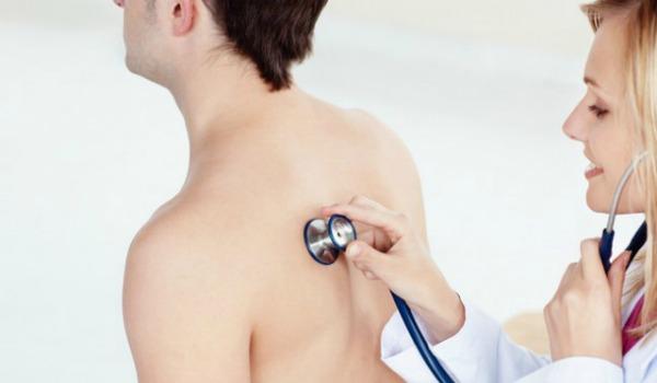 Особенности одностороннего поражения легких