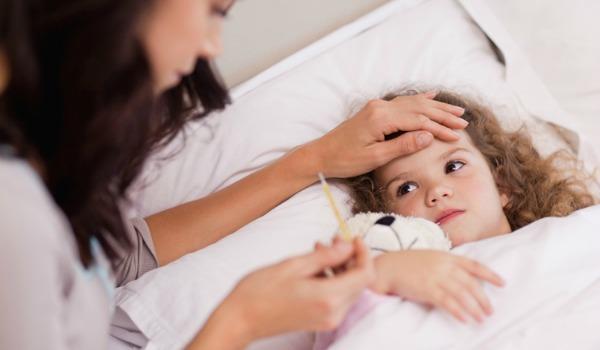 Как протекает правосторонняя пневмония у ребенка?