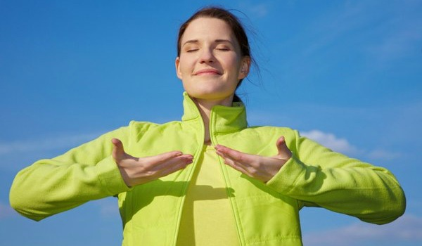 Альтернативный способ лечения пневмонии: дыхательные и физические упражнения
