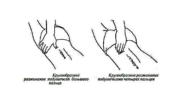 Лечение пневмонии массажем