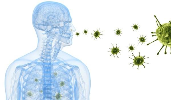 Проявления бактериальной пневмонии